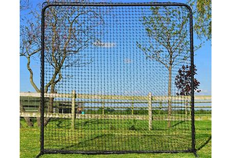 Tennis Soccer Rebounder Baseball Rebound Goal Net Training Netting Aids
