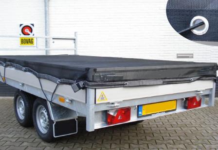 truck net HDPE