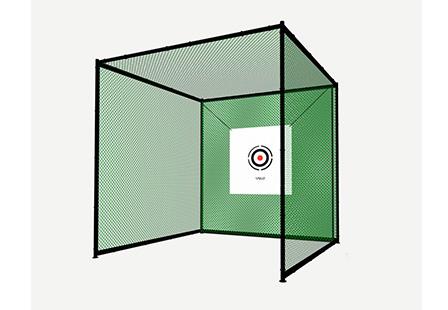 3x3x3 outdoor golf practice net golf net golf practice cage