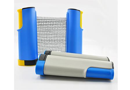 High quality Custom adjustable new design portable retractable table tennis net